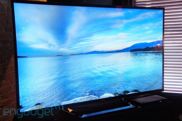 LG to sell 4K Ultra HDTV to the U.S. next month for $19,999