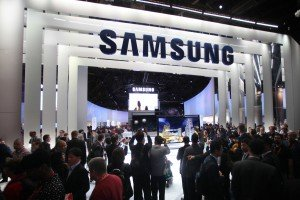 CES2013_Samsung_Electronics_booth_1