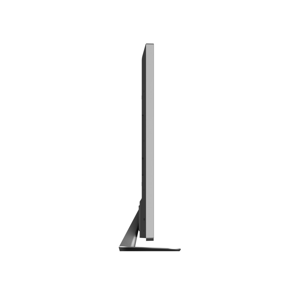 Vizio's XVT70 from the side