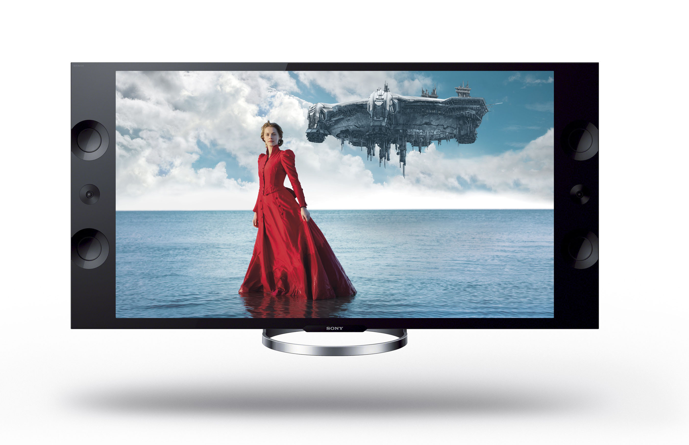 sony launches 4k ultra hdtv campaign. Black Bedroom Furniture Sets. Home Design Ideas