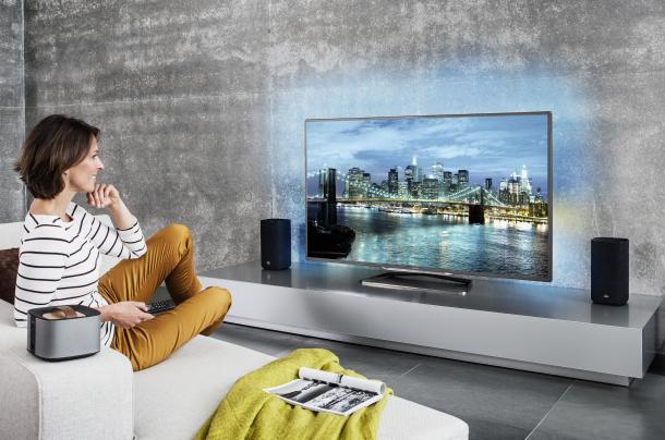 philips 9000 Ultra HDTV