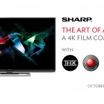 "Sharp's ""Art of Amazing 4K Film Competition"" Launches with THX"