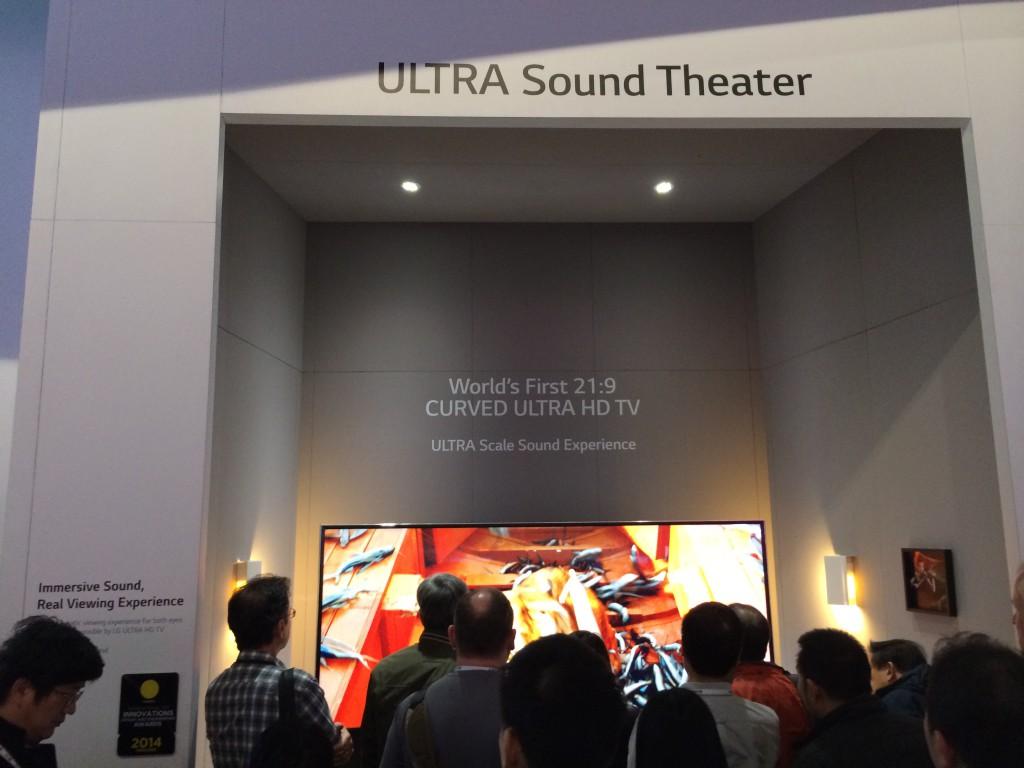 LG Ultra HD Audio