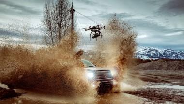 Ultra HD Phantom Flex4K Drone Footage