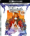 Labyrinth (4K Ultra HD + Blu-ray + UltraViolet)