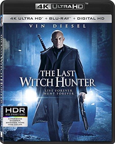 The Last Witch Hunter [4K Ultra HD + Blu-ray + Digital HD]