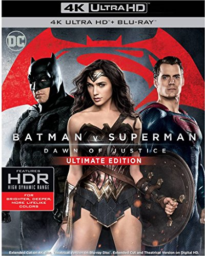 Batman v Superman: Dawn of Justice (4K Ultra HD)