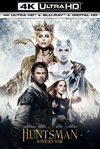 The Huntsman: Winter's War [4K Ultra HD + Blu-ray + Digital HD]