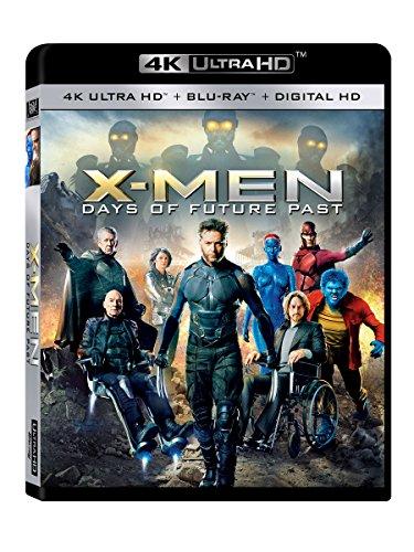 X-men: Days of Future Past [4K Ultra HD] [Blu-ray]