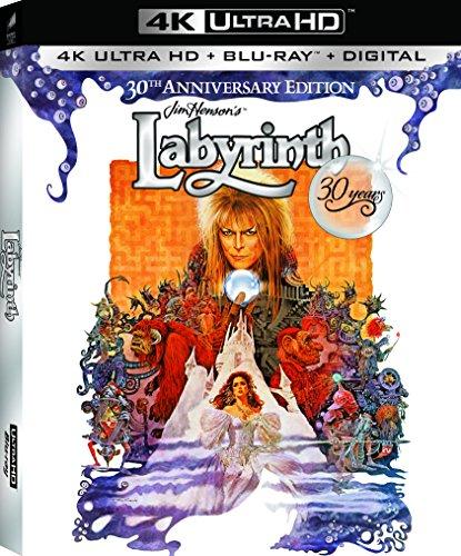 Labyrinth (4K Ultra HD + Blu-ray + UltraViolet)