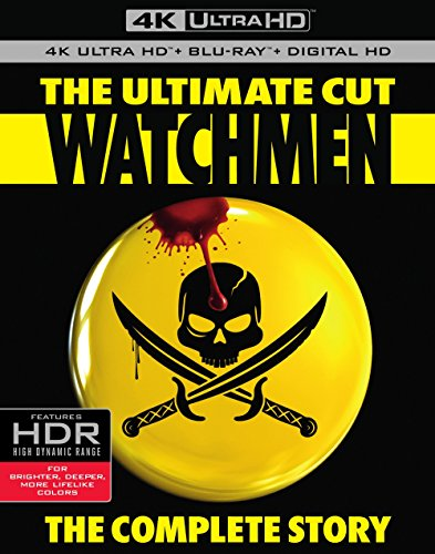 Watchmen (Ultimate Cut) (Ultra HD/BD) [Blu-ray]